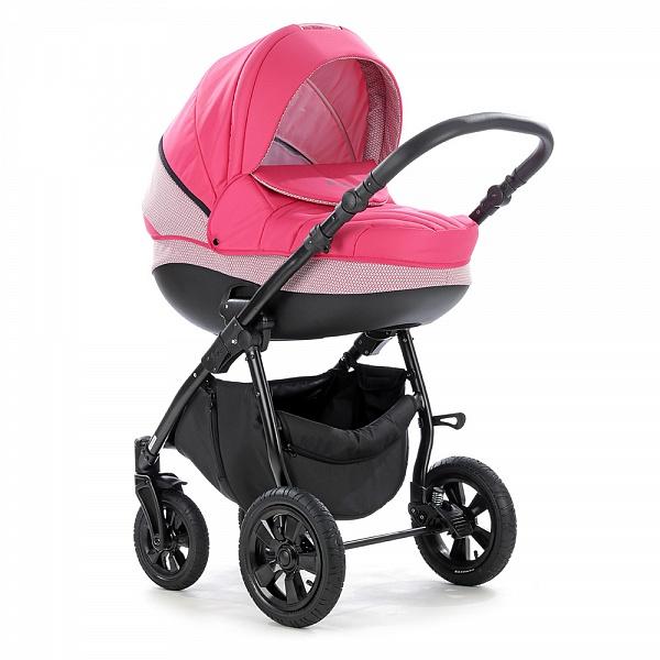 Детская коляска Tutis Zippy Tapu 2 в 1 (Розовый)