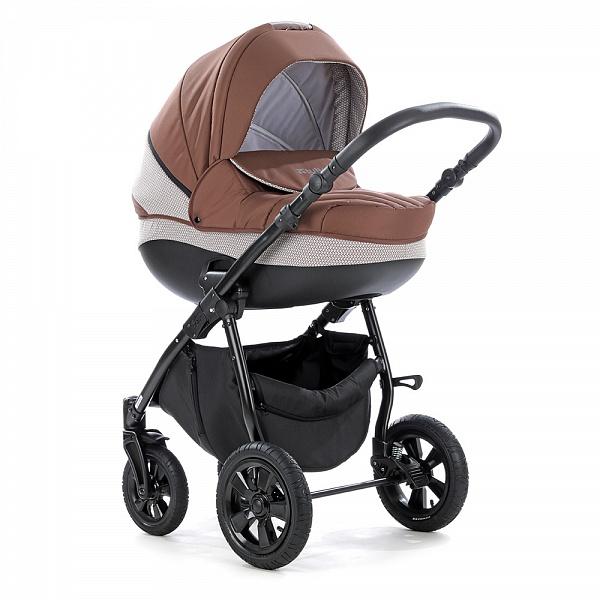 Детская коляска Tutis Zippy Tapu 2 в 1 (Коричневый)