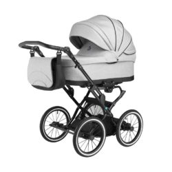 Детская коляска Noordline Beatrice Classic 3 в 1 (Cерый)