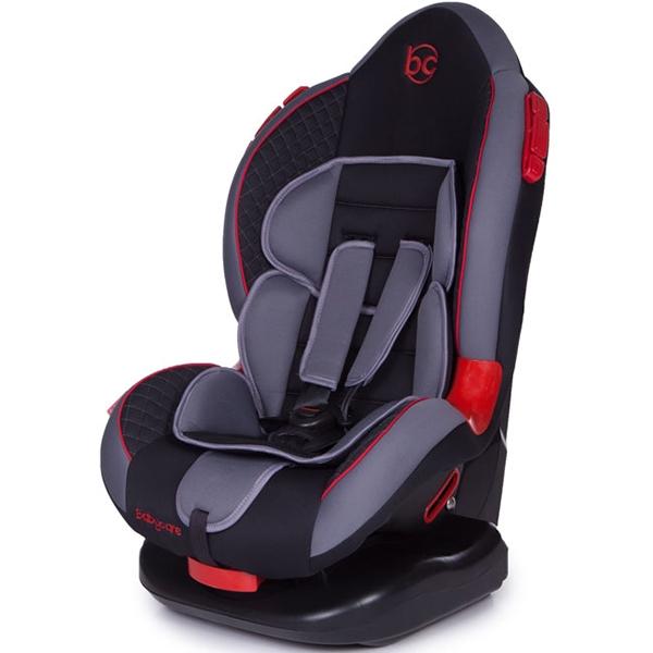 Детское автокресло Baby Care Polaris (Черный/серый)