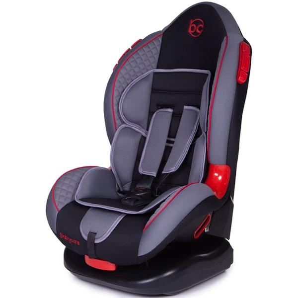 Детское автокресло Baby Care Polaris (Серый /черный)