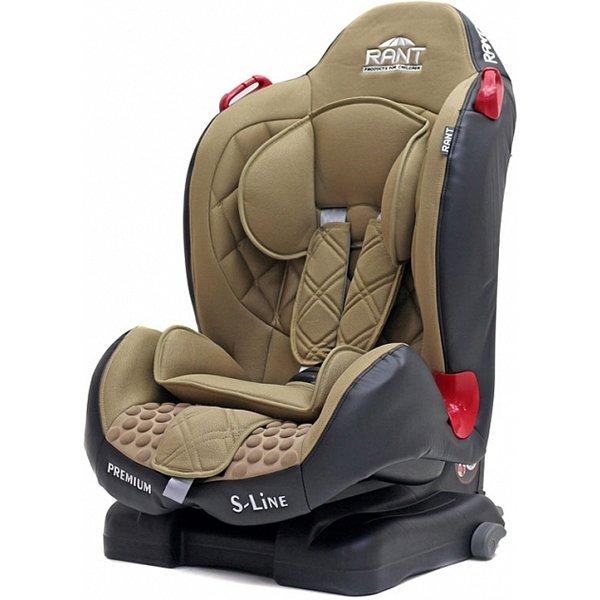 Детское автокресло Rant S-Line Premium isofix (Бежевый)
