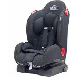 Детское автокресло Rant S-Line Premium isofix (Серый)