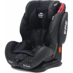 Детское автокресло Rant S-Line Ultra SPS (Чёрный)