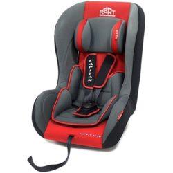 Детское автокресло Rant Safety Line Capitan (Чёрный/красный)
