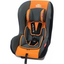 Детское автокресло Rant Safety Line Capitan (Чёрный/оранжевый)