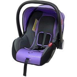 Детское автокресло Rant Safety Line Walker (Черный/фиолетовый)