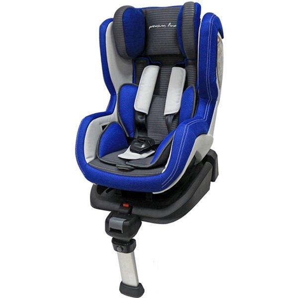 Автокресло Rant Premium Line Luxury isofix (синий)