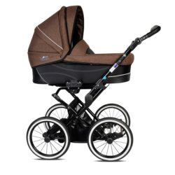 Детская коляска Noordline Beatrice Classic 2 в 1 (коричневый)