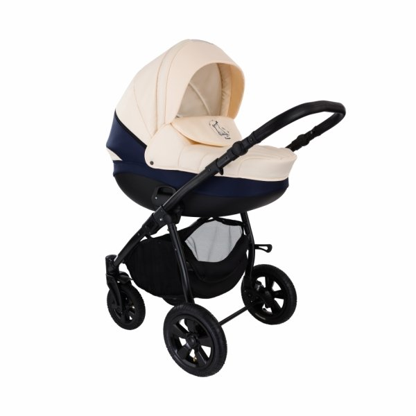 Детская коляска Tutis Tapu-Tapu 2 в 1 (синий/бежевый)