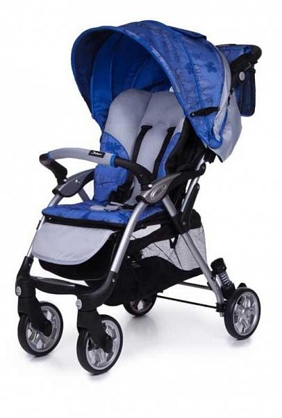 Прогулочная коляска Jetem Tourneo (синий)