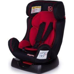 Автокресло Baby Care Nika (красный/черный)