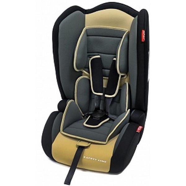 Детское автокресло Rant Safety Line Junior (Черный/бежевый)
