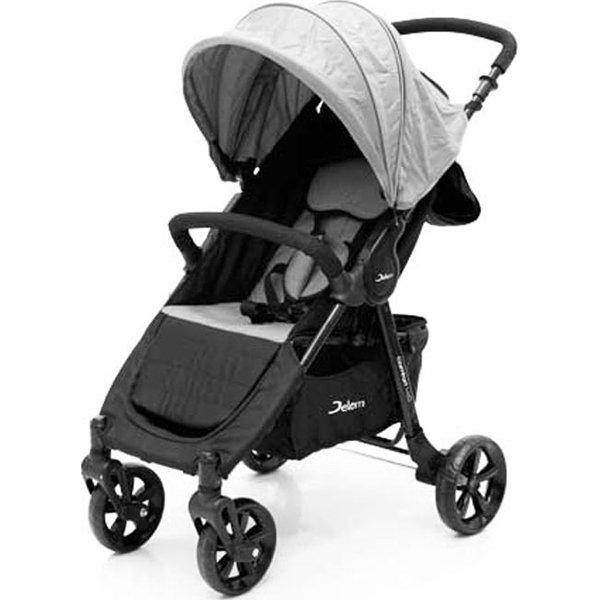 Прогулочная коляска Jetem Comfort 4 (черно-белый)