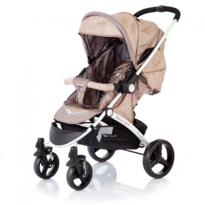 Коляска Baby Care Seville (Розовый)