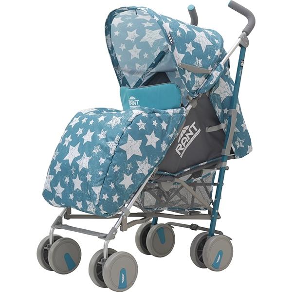 Детская коляска-трость Rant Molly Alu, 2017 (Голубой)