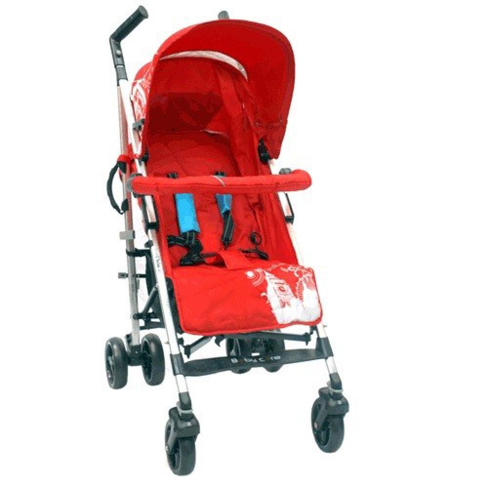 Детская коляска Jetem London (красный)