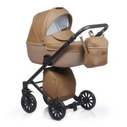 Детская коляска Anex Cross 2 в 1 (бежевый)