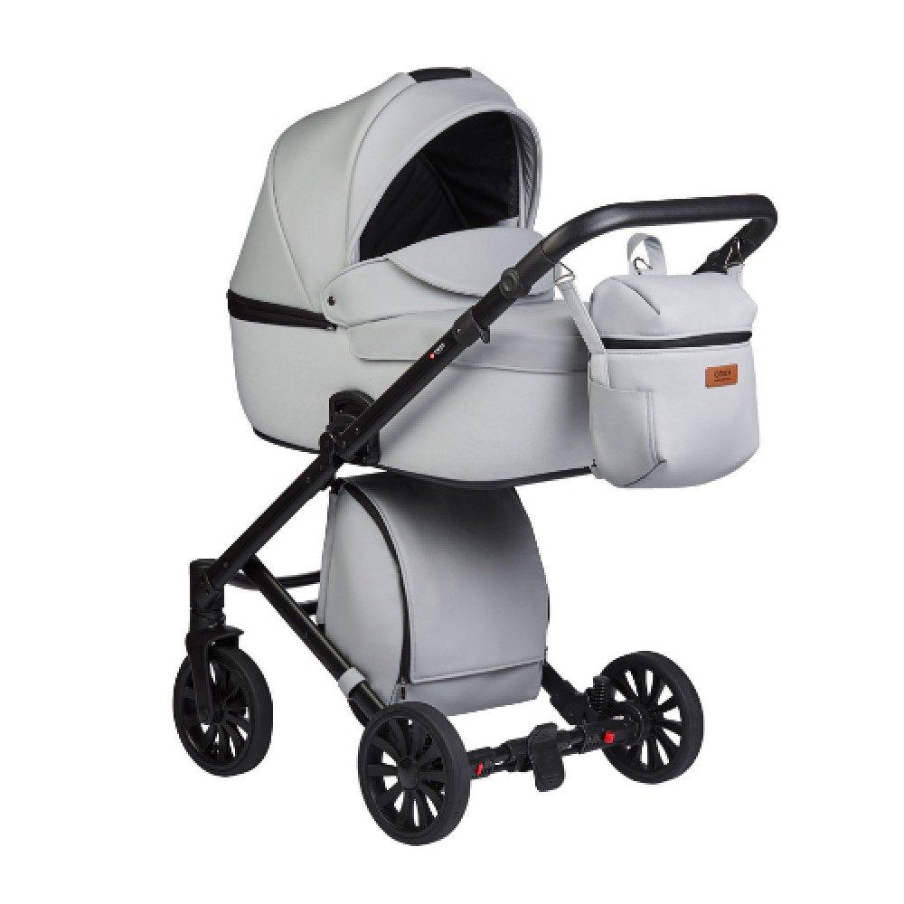 Детская коляска Anex Cross 2 в 1 (серый)