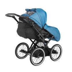 Детская коляска Noordline Olivia Classic 2 в 1 (голубой)