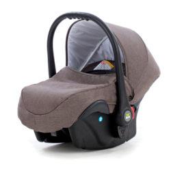 Детская коляска Tutis Mimi Style 3 в 1 New 2018 №324 (Тёмный коричневый)
