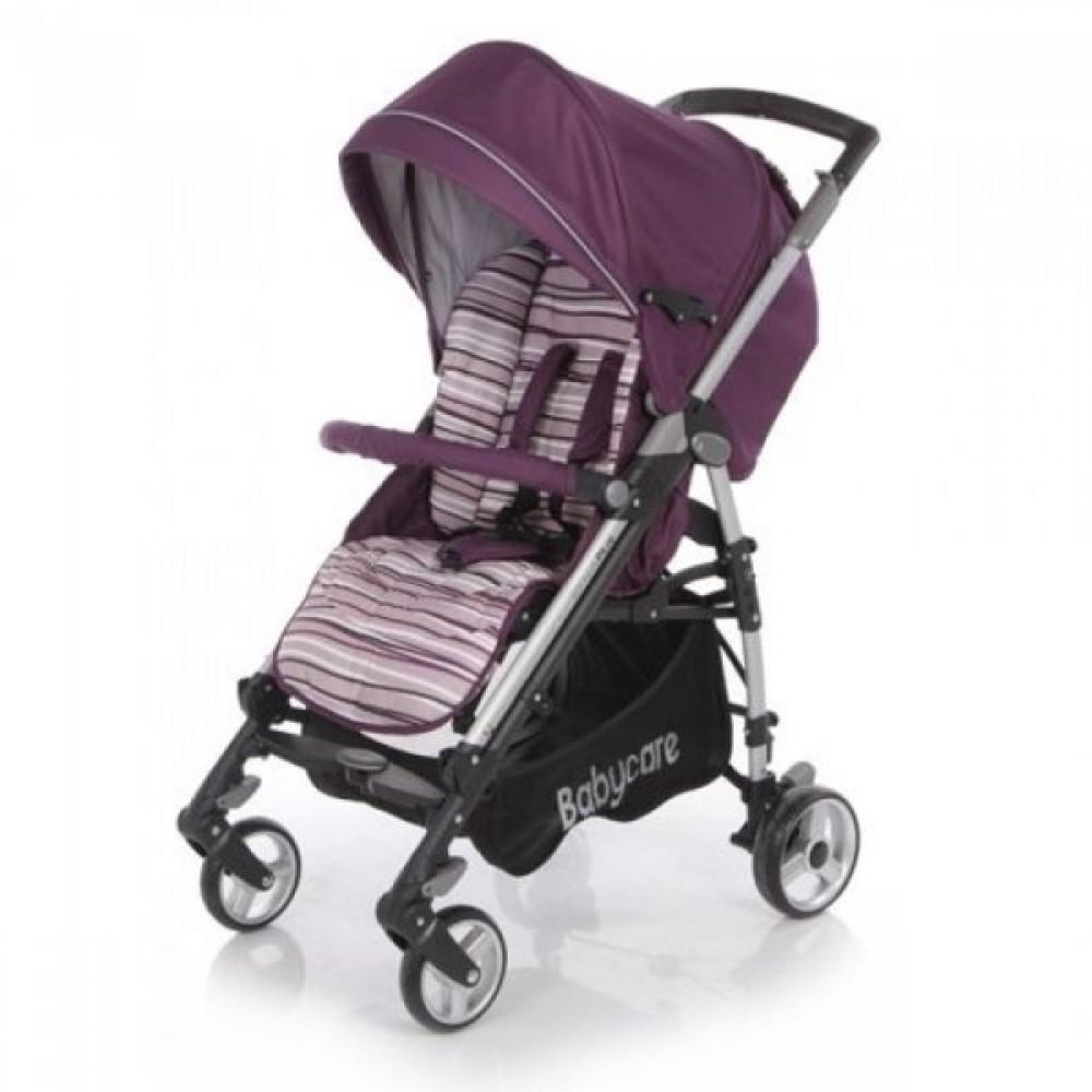 Детская коляска Baby Care GT4 plus (фиолетовый)