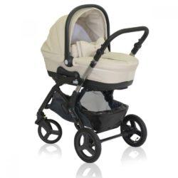 Детская коляска CAM Dinamico Elite UP 3 в 1 (бежевый)