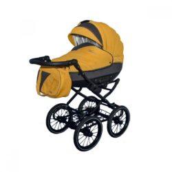 Детская коляска Esperanza Victoria Classic 2 в 1 (желтый)