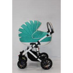 Детская коляска Esperanza Victoria Sport 2 в 1 (бирюзовый)