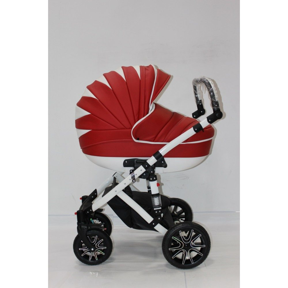 Детская коляска Esperanza Victoria Sport 2 в 1 (красный)