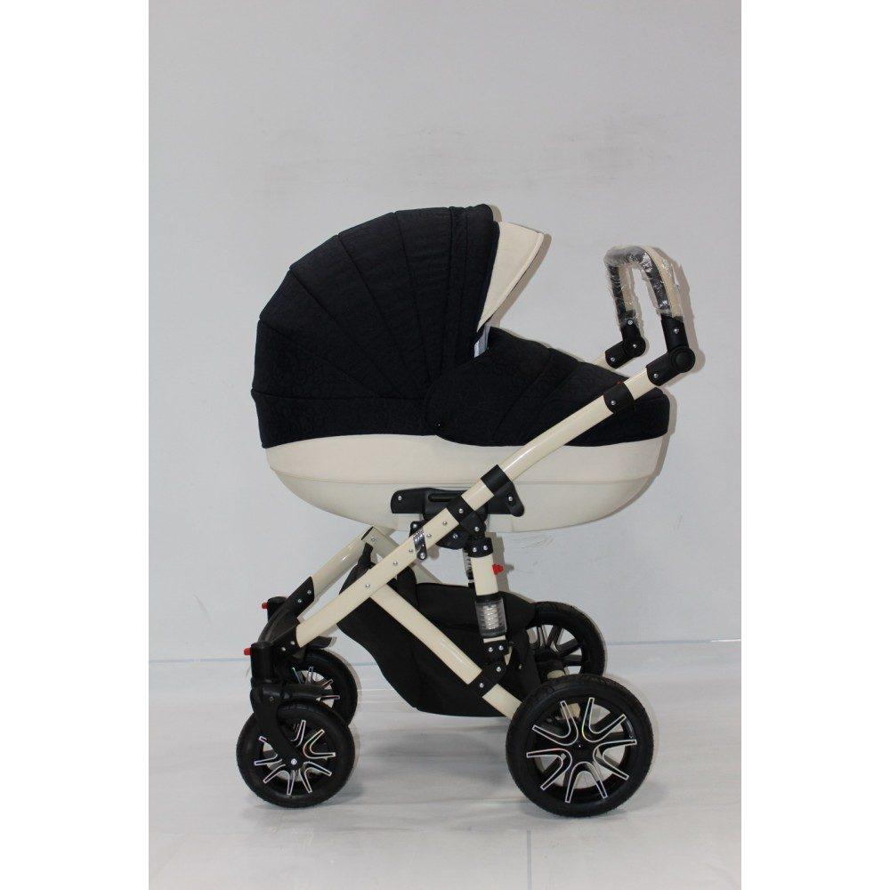 Детская коляска Esperanza Victoria Sport 2 в 1 (черный)