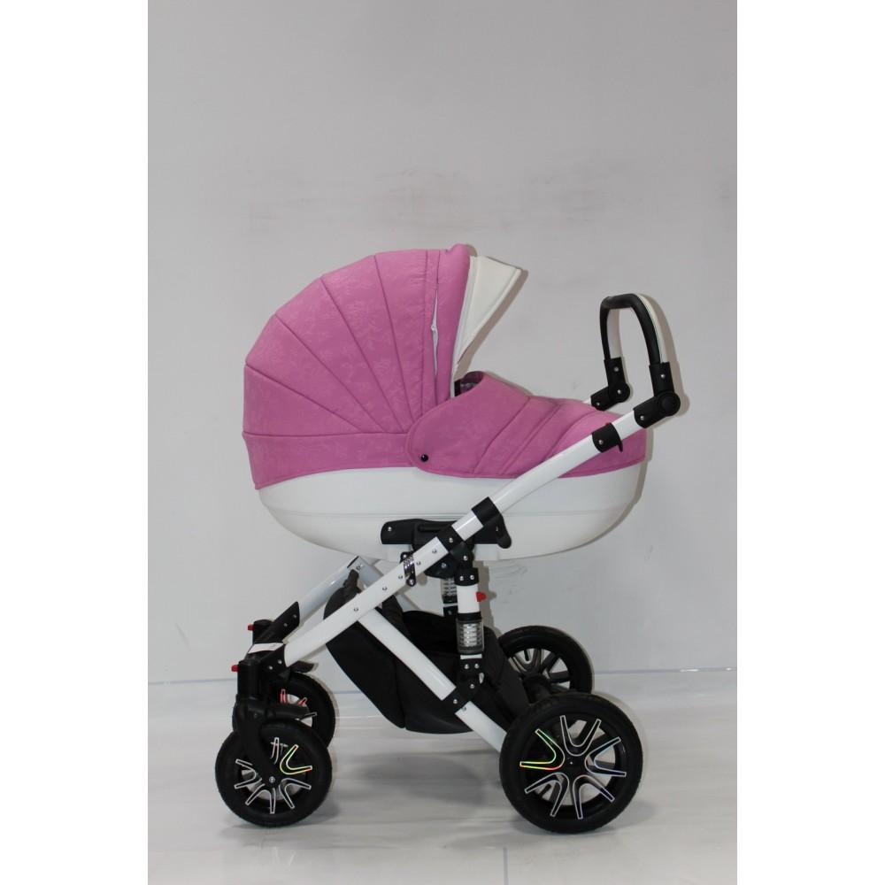Детская коляска Esperanza Victoria Sport 2 в 1 (розовый)