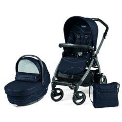 Детская коляска Peg-Perego Book 51 XL Modular 2 в 1 (Синий)