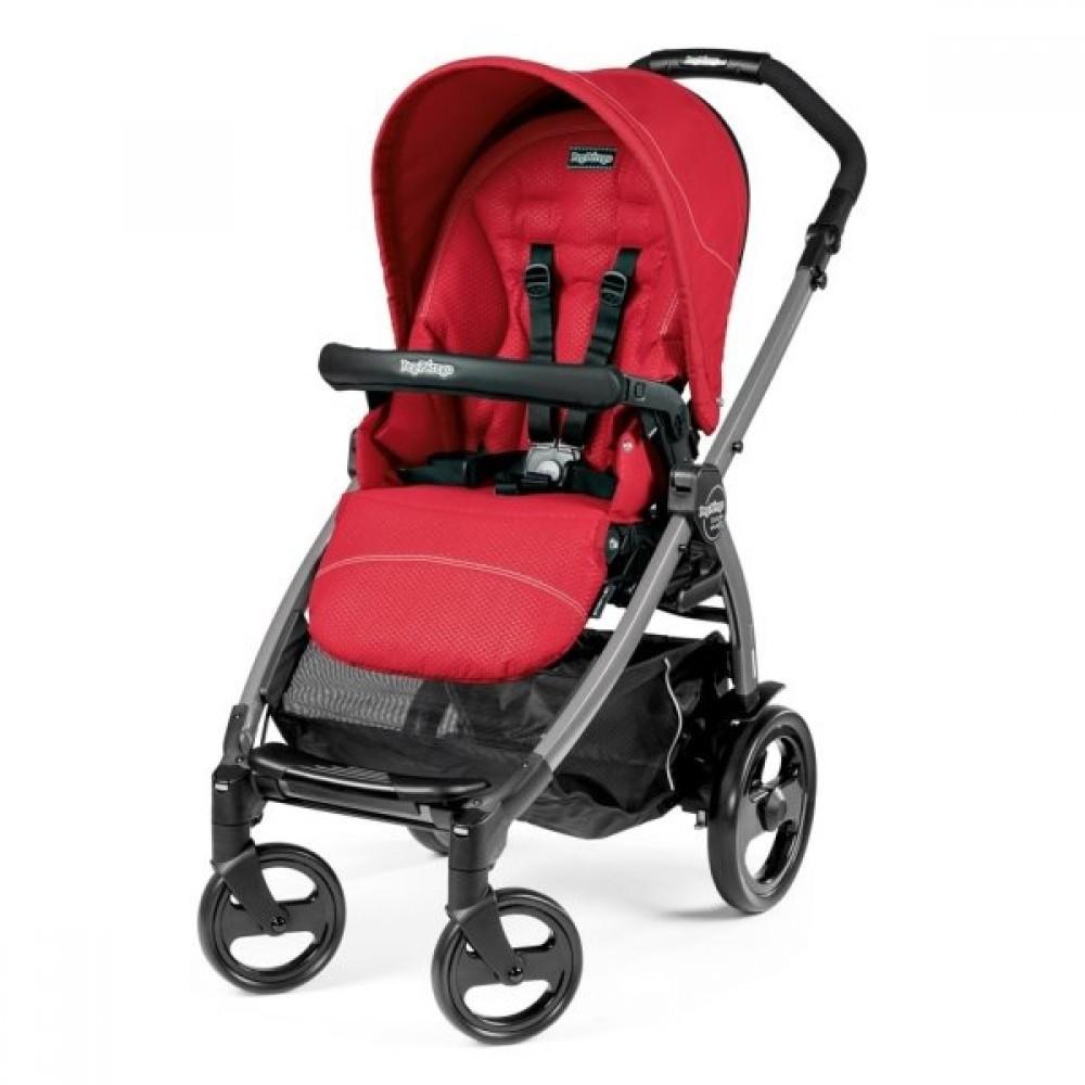 Детская коляска Peg Perego Book Plus Sportivo (Красный)