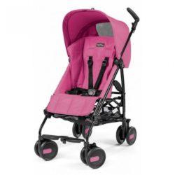 Коляска-трость Peg Perego Plico mini без бампера (Розовый)