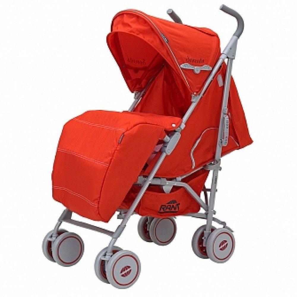 Детская коляска Rant Sorento (красный)