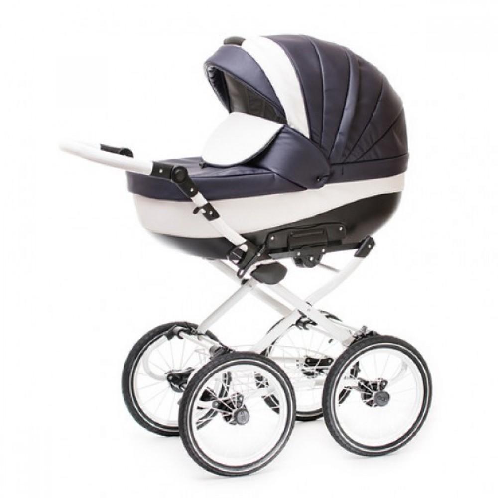 Детская коляска Esperanza Lotus Classic Eco 2 в 1 (черный)