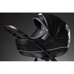 Детская коляска Esperanza Lotus Classic Eco 3 в 1 (черный)