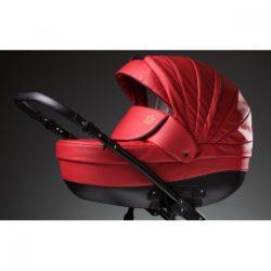 Детская коляска Esperanza Lotus Classic Eco 3 в 1 (красный)