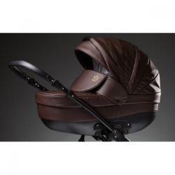 Детская коляска Esperanza Lotus Classic Eco 3 в 1 (коричневый)