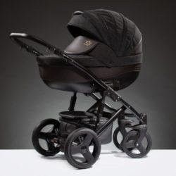 Детская коляска Esperanza Lotus Puento 3 в 1 (темно-коричневый)