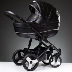 Детская коляска Esperanza Lotus Sport Eco 3 в 1 (черный)