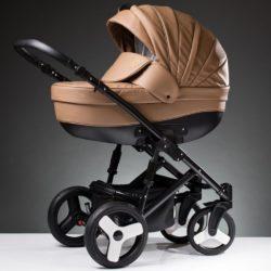 Детская коляска Esperanza Lotus Sport Eco 3 в 1 (кремовый)