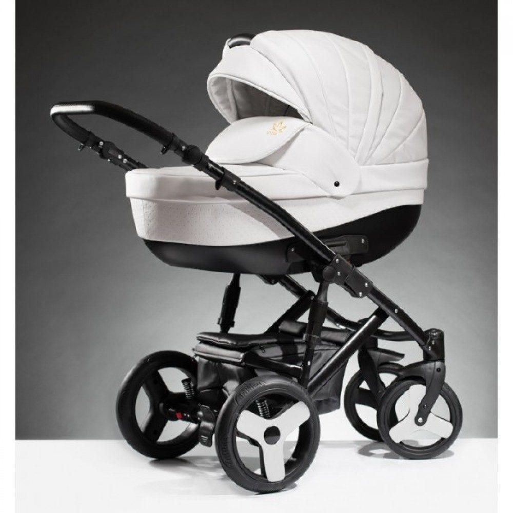 Детская коляска Esperanza Lotus Sport Eco 3 в 1 (белый)