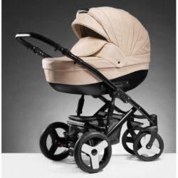 Детская коляска Esperanza Lotus Sport Eco 3 в 1 (бежевый)