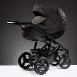 Детская коляска Esperanza Lotus Sport Eco 2 в 1 (темно-коричневый)