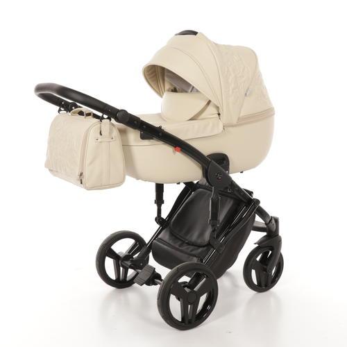 Детская коляска Junama Enzo 3 в 1 (бежевый)