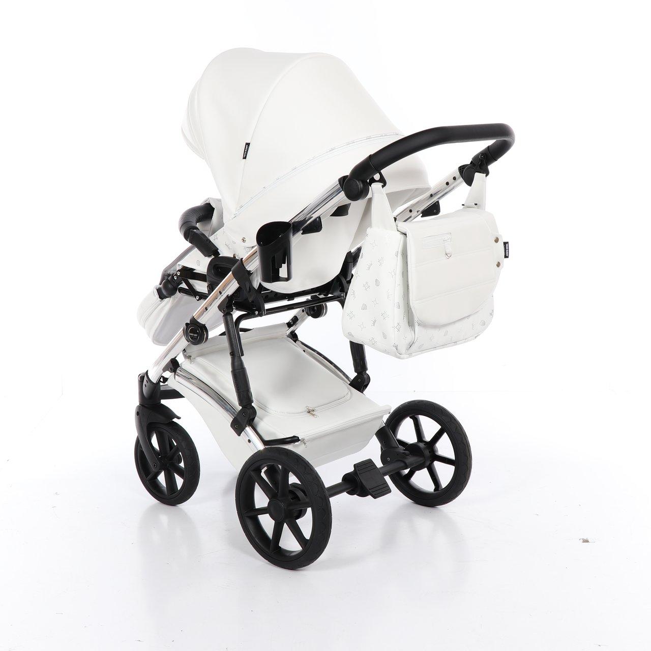 Коляска детская 3 в 1 TAKO LARET IMPERIAL (белый)