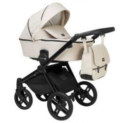 Детская коляска LONEX EMOTION XT 3 В 1 (белый)