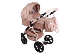 Детская коляска LONEX SAVOY 2 В 1 (коричневый)